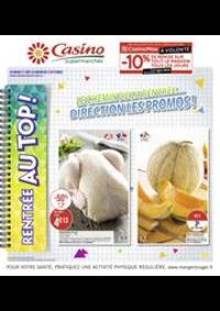 Prospectus Supermarchés Casino Cormeilles en Parisis : Catalogue Casino Supermarchés
