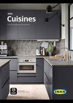Prospectus  : Cuisines 2020
