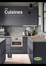 Prospectus  : Catalogue Cuisines 2020