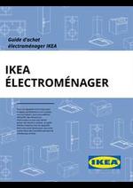 Promos et remises  : Ikea Électroménager