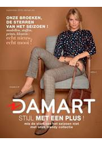 Catalogues et collections Damart : Meet een Plus