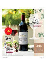 Prospectus Carrefour Market : Carrefour market : La foire aux vins