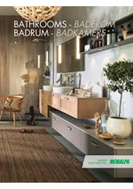 Catalogues et collections Mobalpa : Bathrooms Brouchure