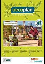 Bons Plans Coop Brico+Loisirs : Oecoplan – für die grüne Alternative