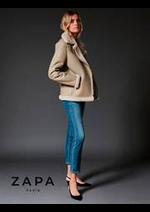 Catalogues et collections Zapa : Nouveautés