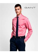 Prospectus GANT : Collection Chemises / Homme