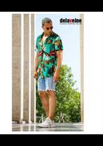 Prospectus delaveine : Lookbook Homme