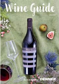 Prospectus DENNER Bern - Brunnmattstrasse : Wine Guide 2019/2010