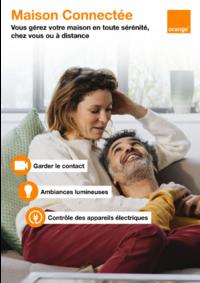 Prospectus Boutique Orange PONTARLIER : Maison Connectée
