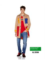 Prospectus Benetton : All Denim