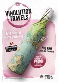Prospectus Proxy Delhaize Uccle : Delhaize Vinolution travels