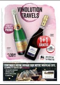 Prospectus Proxy Delhaize Herent : Delhaize Vinolution Travels