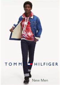Prospectus TOMMY HILFIGER STORE PARLY 2 : New Collection Men