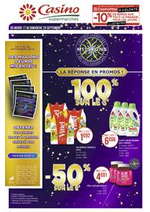 Prospectus Supermarchés Casino : Catalogue Casino Supermarchés