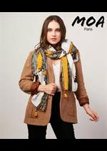 Catalogues et collections Moa : Nouveautés Collection