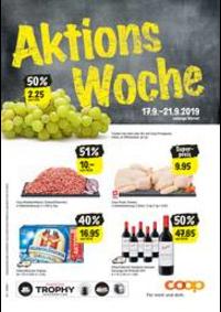 Prospectus Coop Supermarché Belp : Coop reklamblad