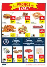 Promos et remises Carrefour Market BOUGE : folder Carrefour Market