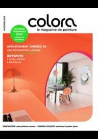 Prospectus Colora Ninove : Magazine de Peinture