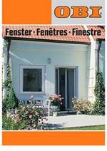 Prospectus OBI : Fenster
