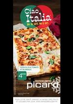 Prospectus Picard : Ciao Italia