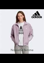 Prospectus Adidas : Nouvelle Femme