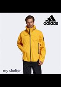 Prospectus Adidas Originals store le Marais : My Shelter