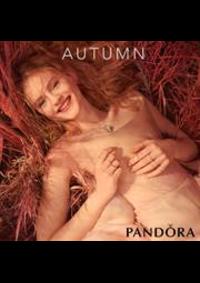 Catalogues et collections Pandora CHÂTELINEAU : Autumn Collection