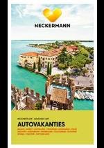 Prospectus Neckermann : Autovakanties