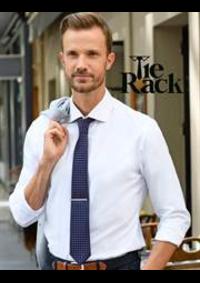 Prospectus Tie Rack CARROUSEL DU LOUVRE : Collection Homme