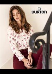 Prospectus Burton VELIZY : Tendances Femme