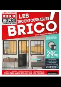 Prospectus Brico Dépôt : LES INCONTOURNABLES BRICO