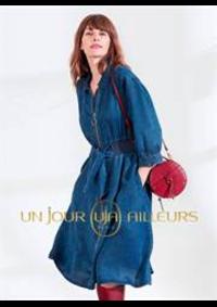 Catalogues et collections Un jour ailleurs SAINT GERMAIN EN LAYE : Robe & Jupes Femme