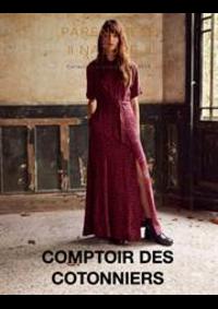 Prospectus Comptoir des cotonniers Enghien les Bains : Lookbook Automne Hiver 19