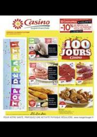 Prospectus Supermarchés Casino MEAUX : Les 100 jours Casino
