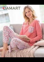 Prospectus Damart : Pyjamas Femme