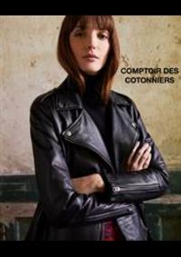 Prospectus Comptoir des cotonniers Le Chesnay : Nouveautés Géométrie
