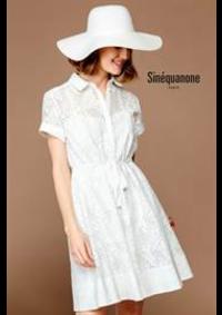 Prospectus Sinequanone Paris 15eme : Collection Robes