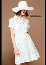 Prospectus Sinequanone : Collection Robes