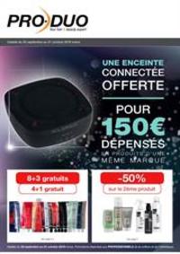 Prospectus Pro-Duo Drogenbos : Pro-Com Belgique Octobre