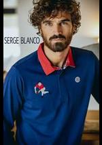 Prospectus Serge Blanco : Camisas Polos Hiver