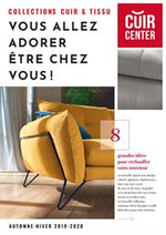 Prospectus Cuir Center : Automne Hiver 2019/20