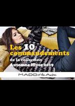 Prospectus Mado et les Autres : Les 10 commandements de la collection AH 2019
