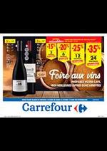 Prospectus Carrefour Drive : Foire aux vins