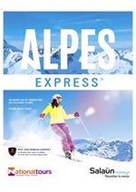 Promos et remises  : Alpes Express 2019-2020