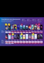 Prospectus Proximus : Smartphones avec abonnements