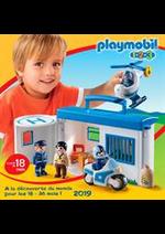 Prospectus Playmobil : Playmobil 1 2 3