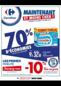 Prospectus Carrefour : Maintenant et moins cher !