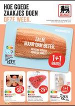 Promos et remises AD Delhaize : Folder Delhaize