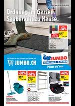 Prospectus Jumbo : Ordnung im Garten. Sauberkeit zu Hause