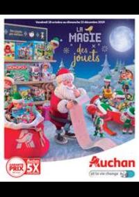 Prospectus Auchan Melun Senart Cesson : La magie des jouets